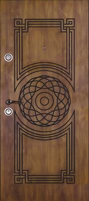 """Двері вхідні, однополі, """"глухі"""""""