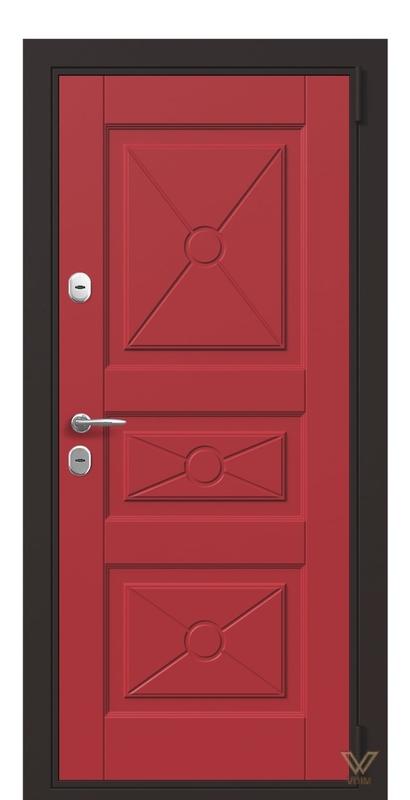 Вхідні квартирні двері