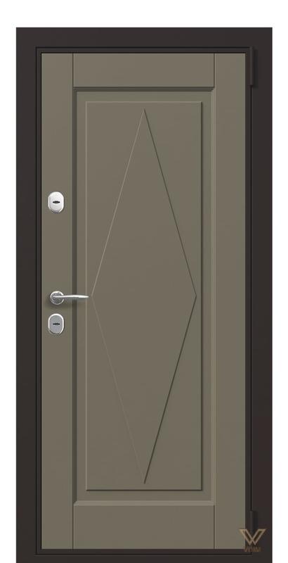 Вхідні двері в квартиру від виробника