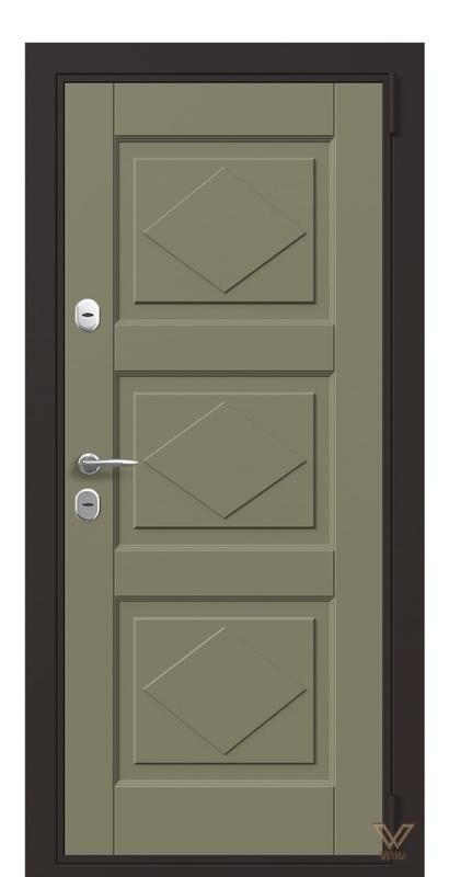 Квартирні металічні двері