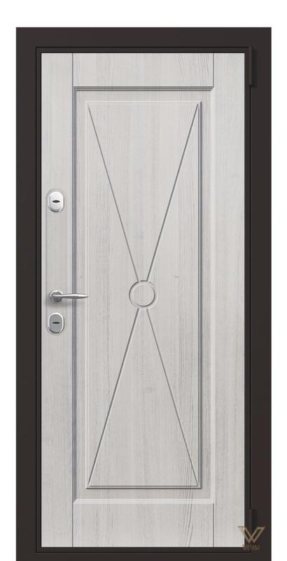 Квартирні двері, Сосна прованс