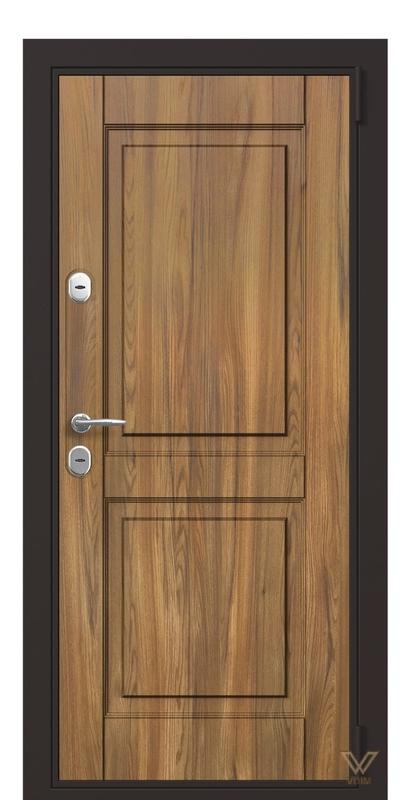 Двері в квартиру, Дуб антік