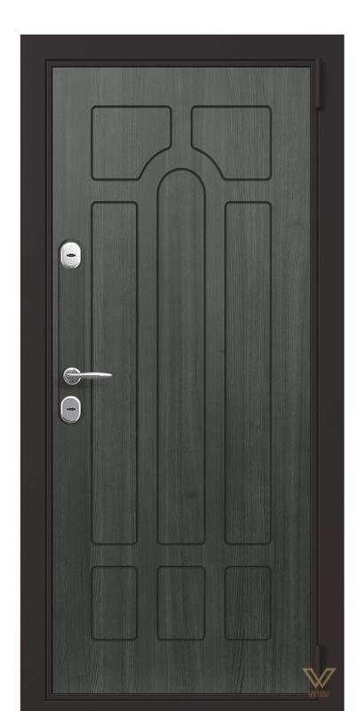 Двері квартирні, Дуб маренго
