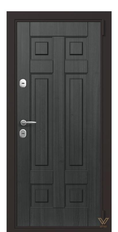 Двері вхідні, Венге штрих