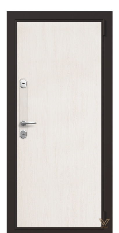 Двері вхідні в квартиру, береза